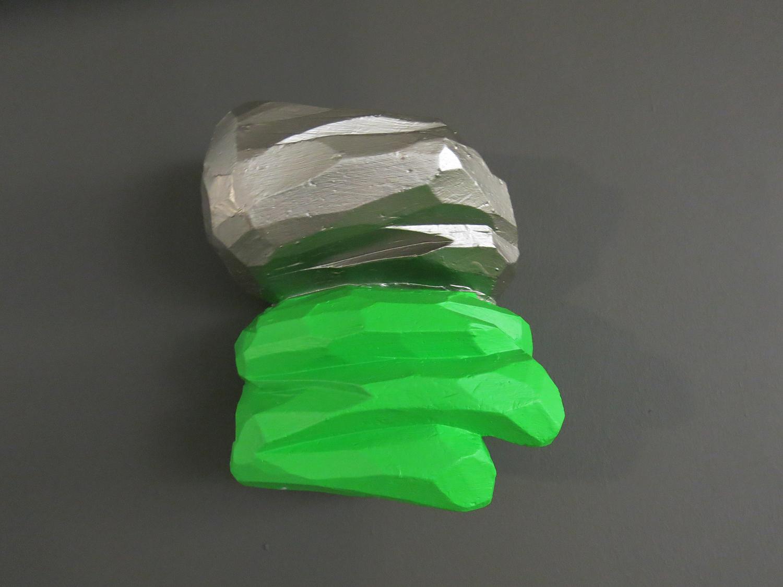 web222-giselastiegler-sculpture-green-silver-marionfriedmanngallery.jpg