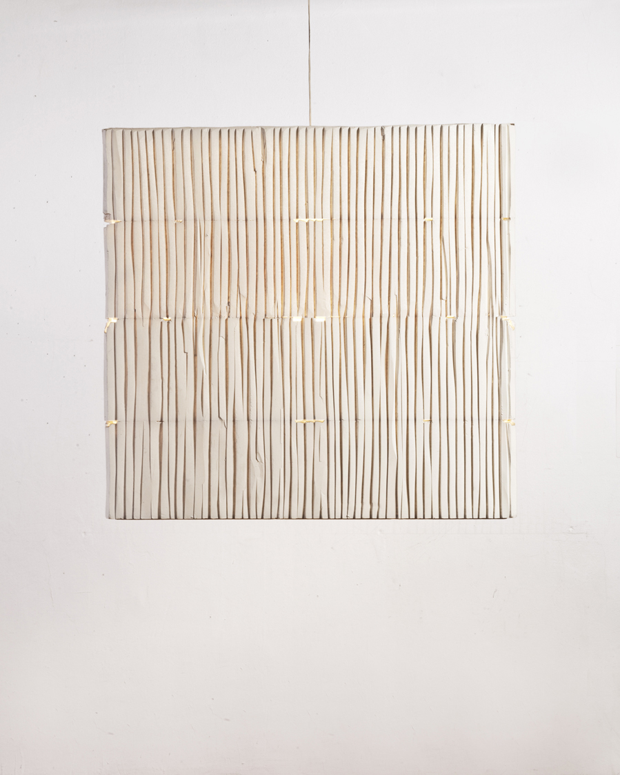 web222-Gisela_Stiegler_4_floor_lamp_white_frontal_view_MarionFriedmannGallery_low_res.jpg