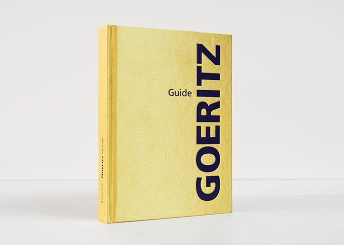 Goeitz guidebook, Arquine, the excellence of mexican publication design