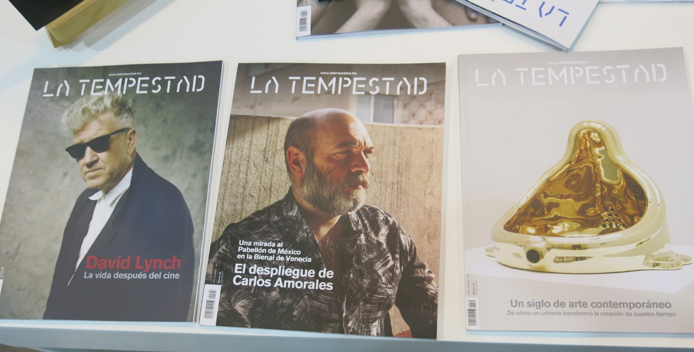 magazine Gatopardo, the excellence of mexican publication design