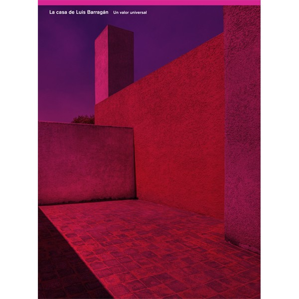 Luis Barragan, the excellence of mexican publication design