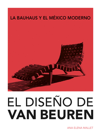 the Design of Van Beuren, the excellence of mexican publication design