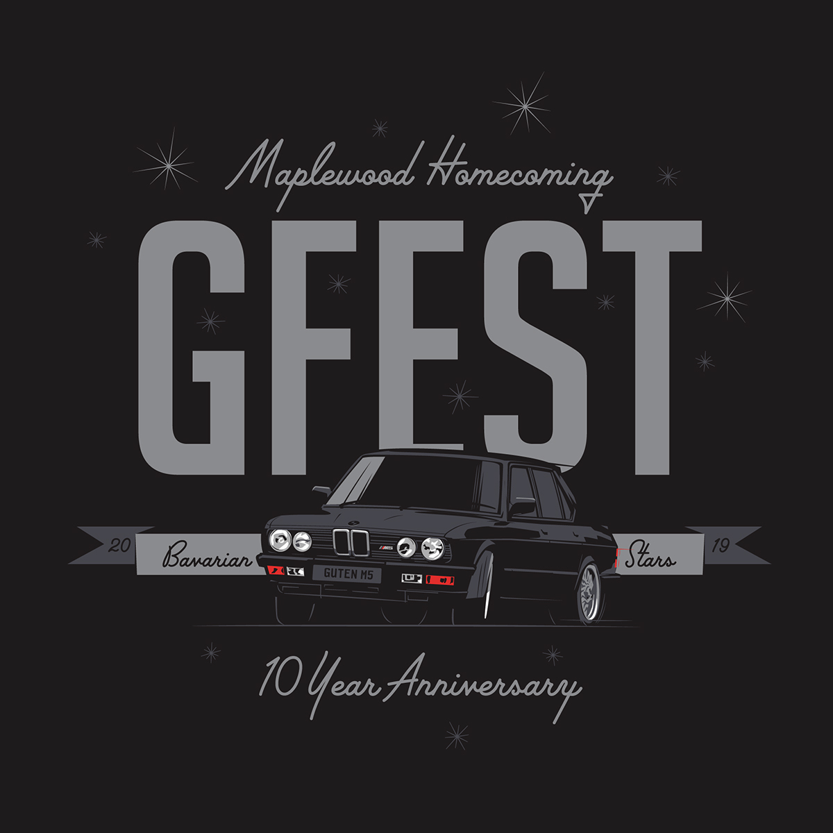 Gutenfest car gathering - JuneGfest - short for Gutenfest is the annual get together for car enthusiasts brought to you by Guten Parts + Service. Everything from daily drivers to rare collectibles. It's about getting the community of car lovers together in person.