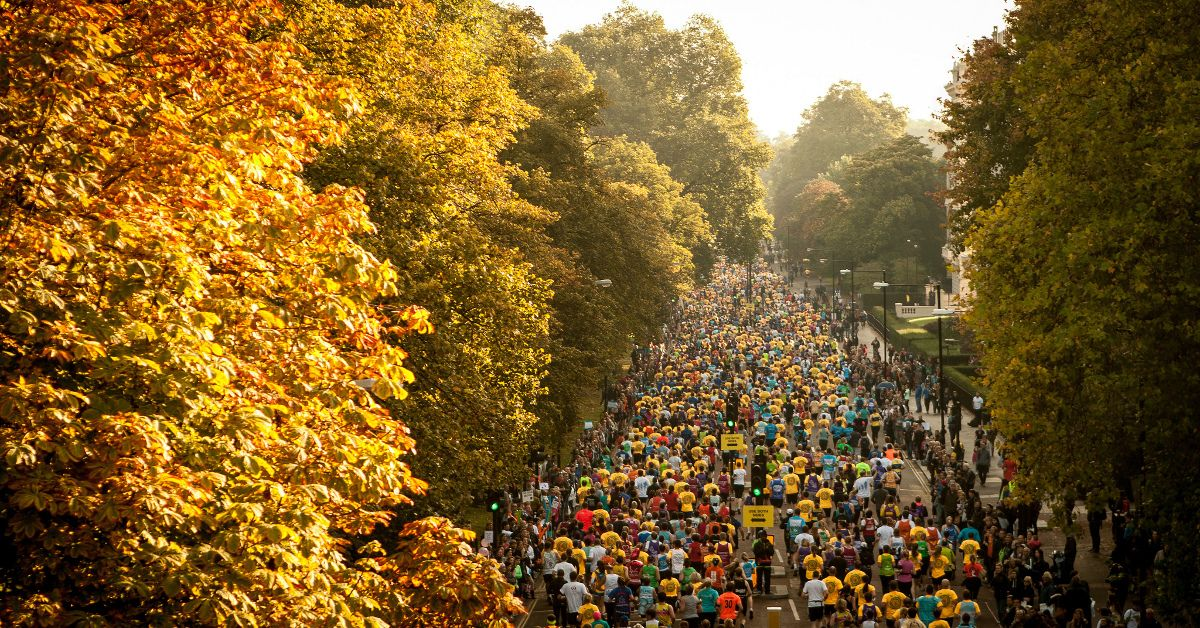 The Royal Parks Half Marathon -