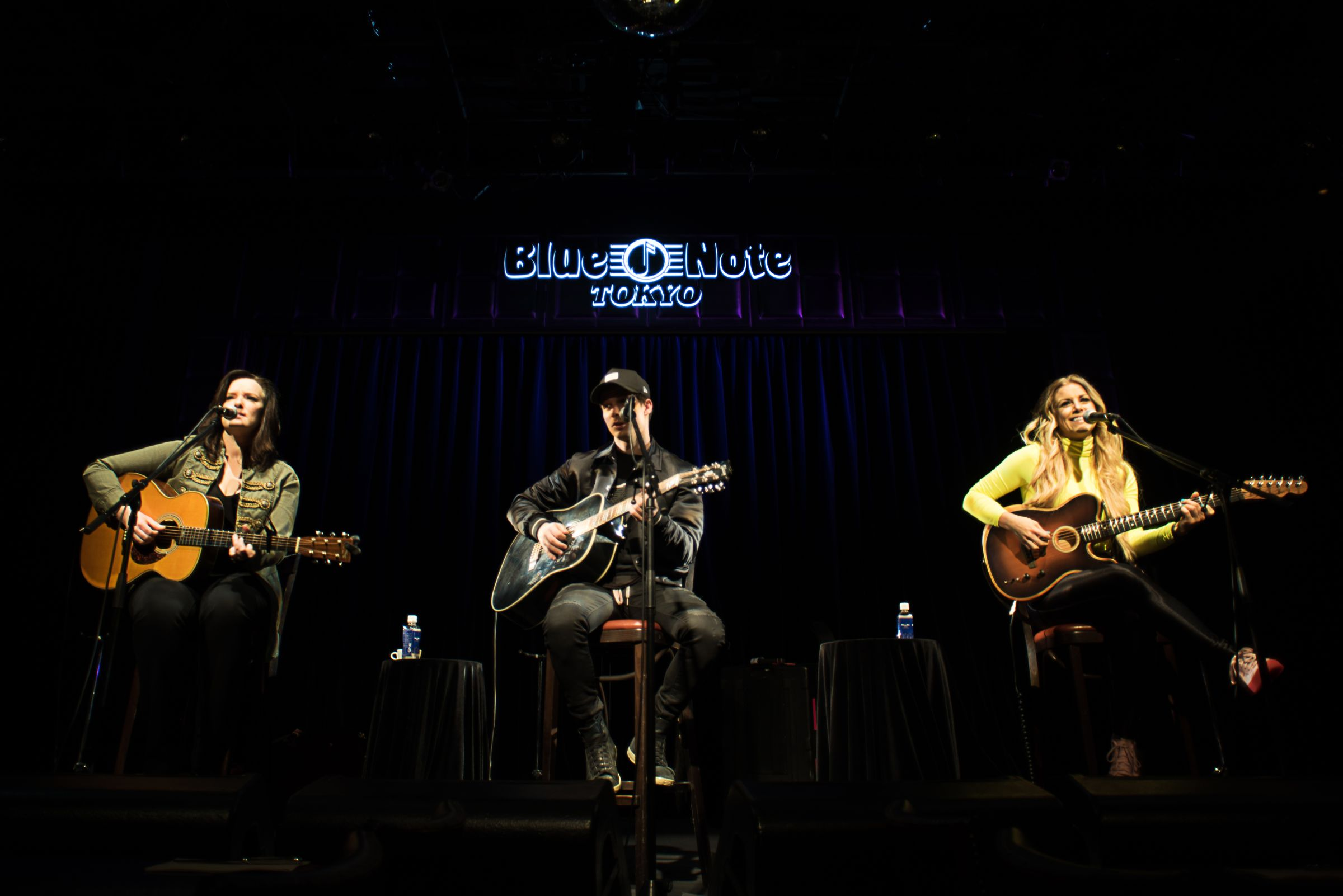 Introducing Nashville visits Blue Note in Tokyo, Japan on Saturday, March 30, 2019 featuring Brandy Clark, Devin Dawson, and Lindsay Ell.