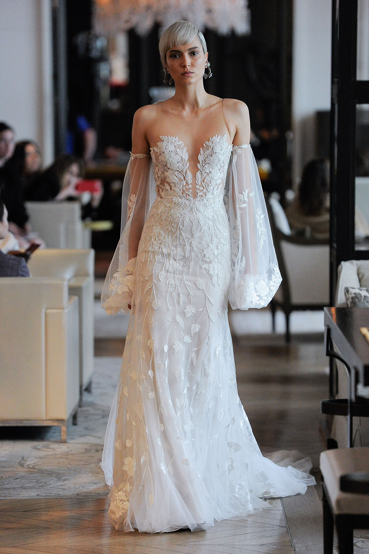 Nala gown by Ines di Santo.  Photography courtesy of First View.
