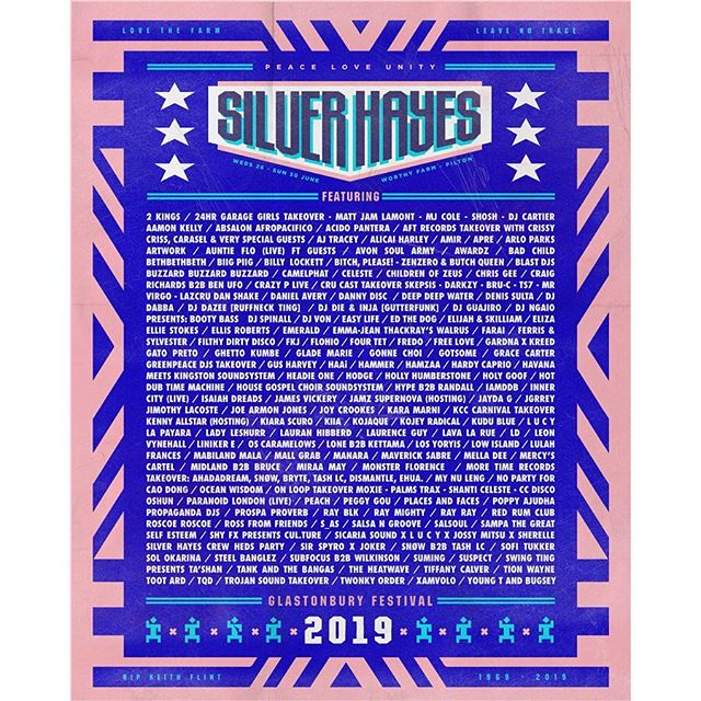 ANNOUNCEMENT 😤: Your girl is gonna be at GLASTONBURY @glastofest 2019 on the @silver.hayes Stage with some of my favourite artists😱🤮 this is mad and huge. Thank you for all the support so far - it really means a lot especially on my down days. SEE YOU IF UR AT GLASTO!!! 🙌🏾🤙🏾 if not, sucks to be uuuuuuuuu 🤷🏾♀️ @saffronrecords ❤️@bimm_bristol @outhousemusic @joehilljoehill @mattsalute @jamesguirreri