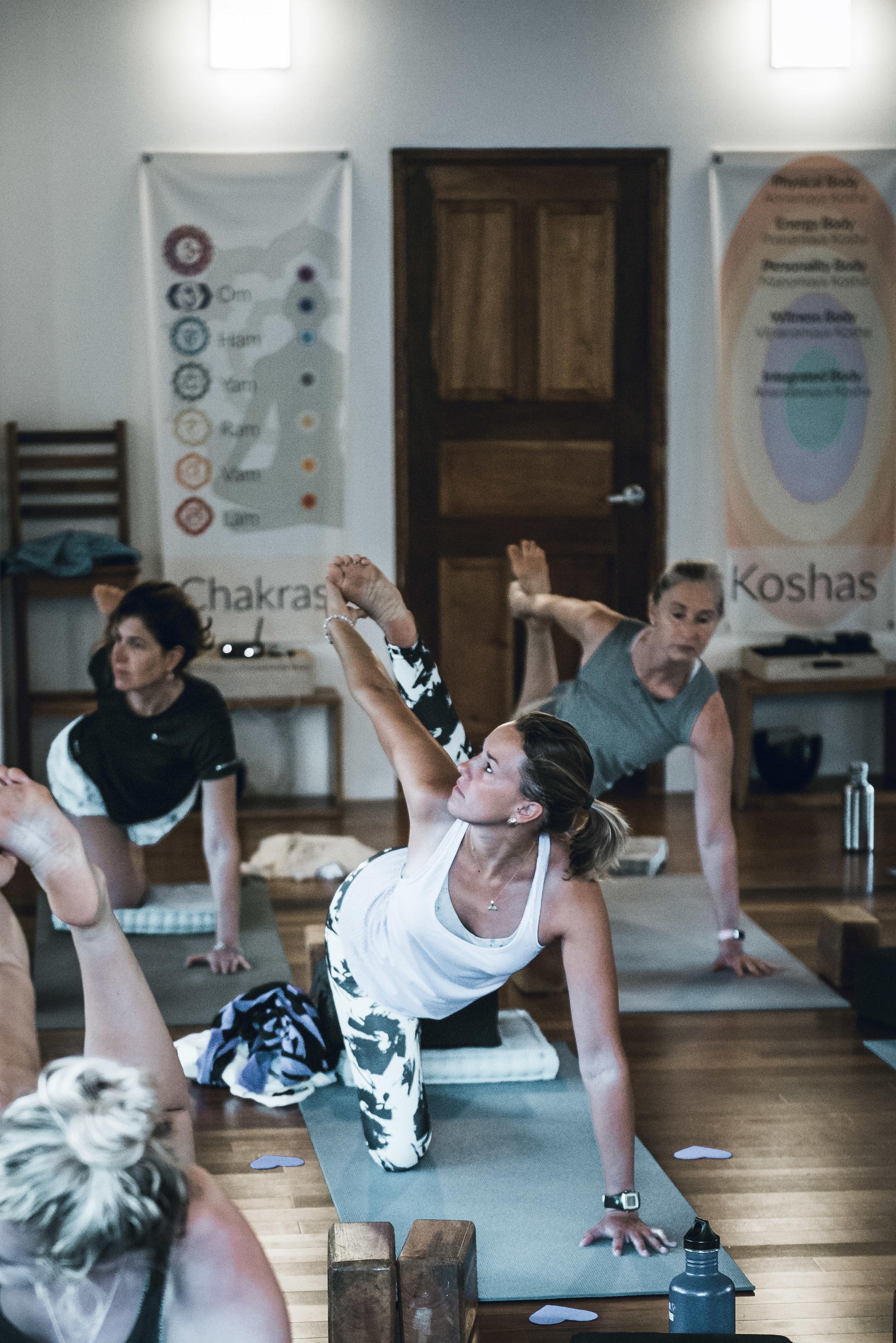 Nexus Yoga Training - Nosara, Costa Rica 2019