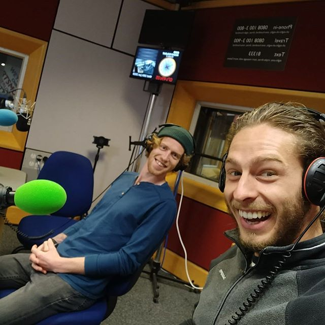 Thanks for having us @bbcradiosolent . We joined Jules and the team in the studio this morning to talk about our #RunningBritain adventure and why we are raising money for The Ickle Pickles & Helping Damo  If you missed it and would like to hear what we had to say, head to  https://www.bbc.co.uk/radiosolent  We are still raising money and our donation page is still live so if you would like to donate please visit  https://www.justgiving.com/crowdfunding/runningbritain2019