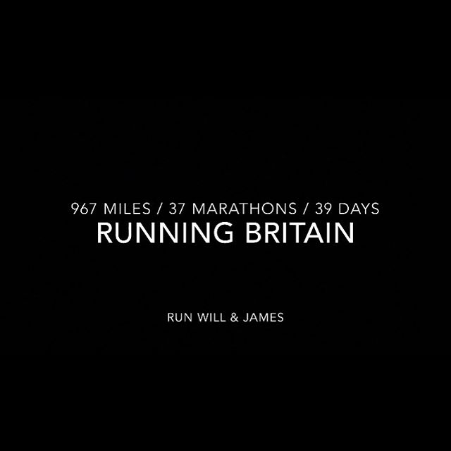 Check out the video on our Facebook page Facebook.com/runwillandjames  We would like to say a huge huge thank you to every single one of you for all of the support and encouragement we received towards our Running Britain adventure. Particularly to those close to us that helped make this one possible, you know who you are.  We have currently raised over £8,000 in kind donations and we cannot thank you enough.  To every one that has helped us reach our target, from the bottom of our hearts, thank you.  We are going to keep the Just Giving page live for one more week so please help us and show your support for Damo and The Ickle Pickles one last time as we give this one final push to creep a little closer to our target of £10,000.  https://justgiving.com/crowdfunding/runningbritain2019  We have until Sunday 27th July.  We hope you enjoyed following our journey, huge love  From Will & James