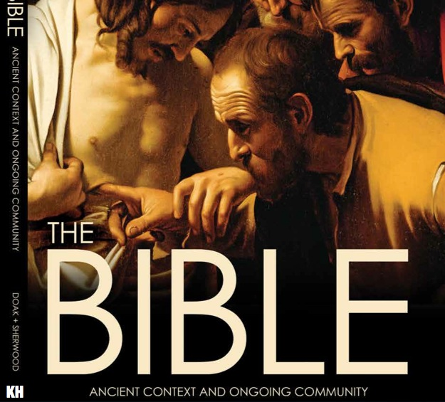 The Bible: Ancient Context and Ongoing Community  , revised printing, co-authored with Steve Sherwood (Dubuque: Kendall Hunt, 2015)