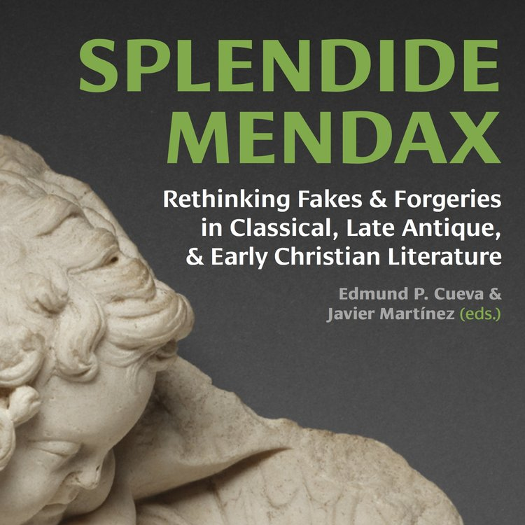 """ Remembering the Future, Predicting the Past:  Vaticinia ex Eventu  in the Historiographic Traditions of the Hebrew Bible and the Ancient Near East,""  in  Splendide Mendax :  Rethinking Fakes & Forgeries in Classical, Late Antique, & Early Christian Literature , ed. Javier Martínez and Edmund Paul Cueva (Barkhuis: Netherlands, 2016), pp. 23–53."
