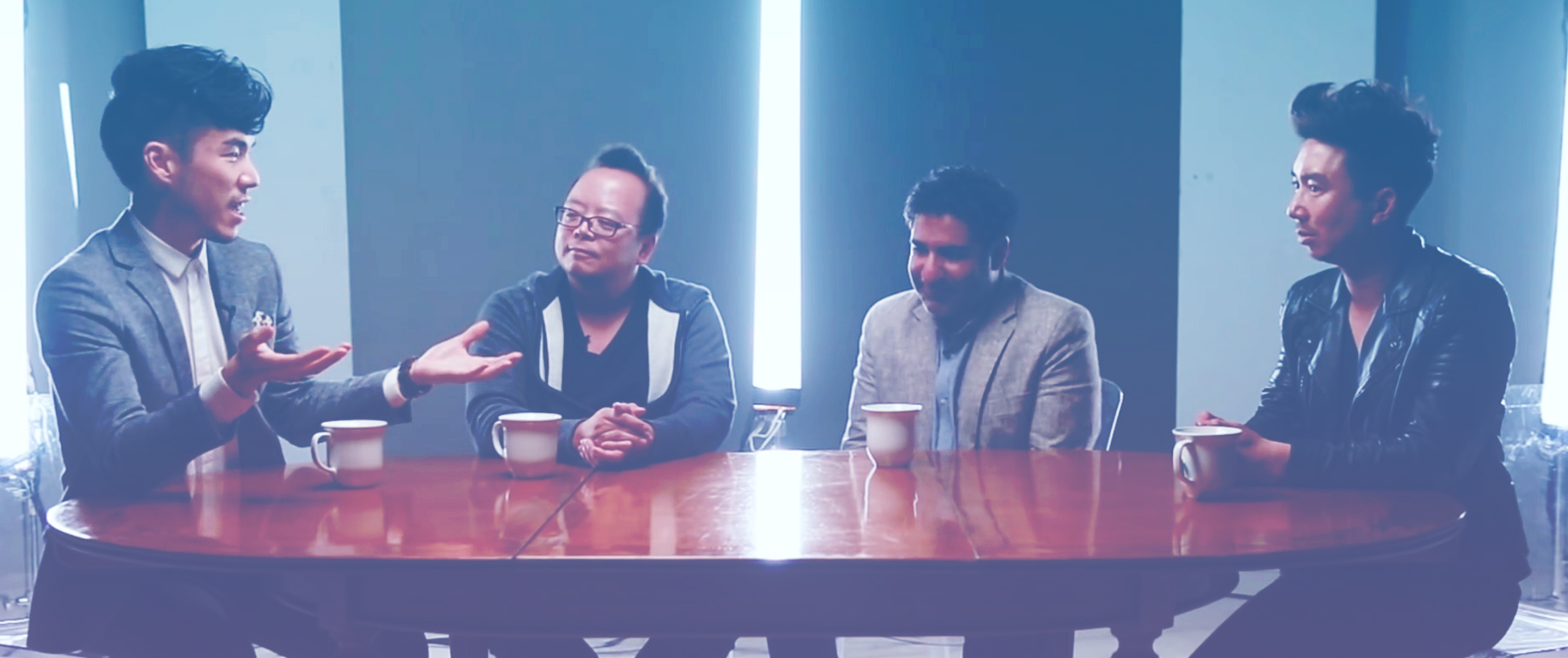 Asian Men In Hollywood Roundtable - DIRECTOR | PRODUCER | EDITOR