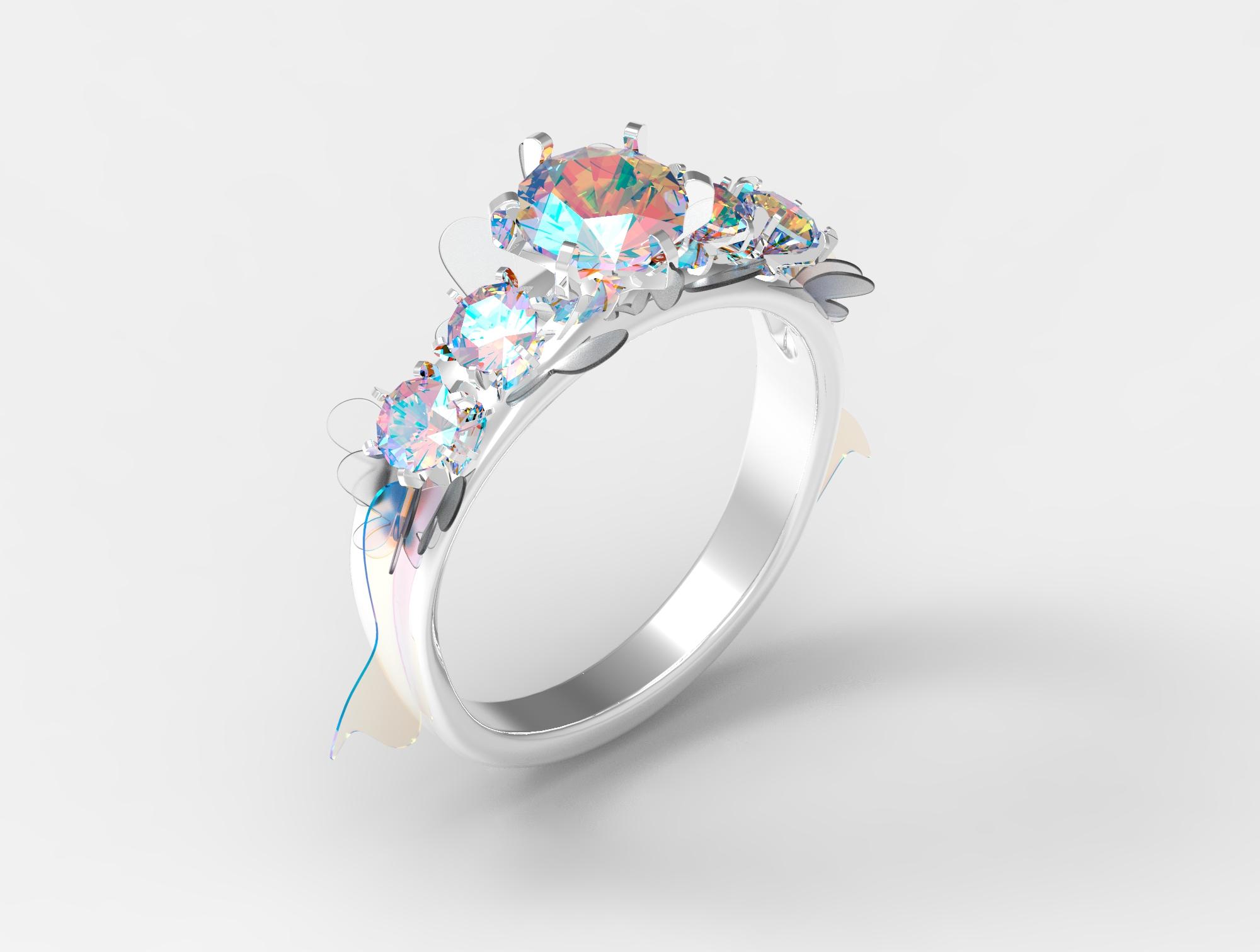 BUTTERFLY   Jewelry Design
