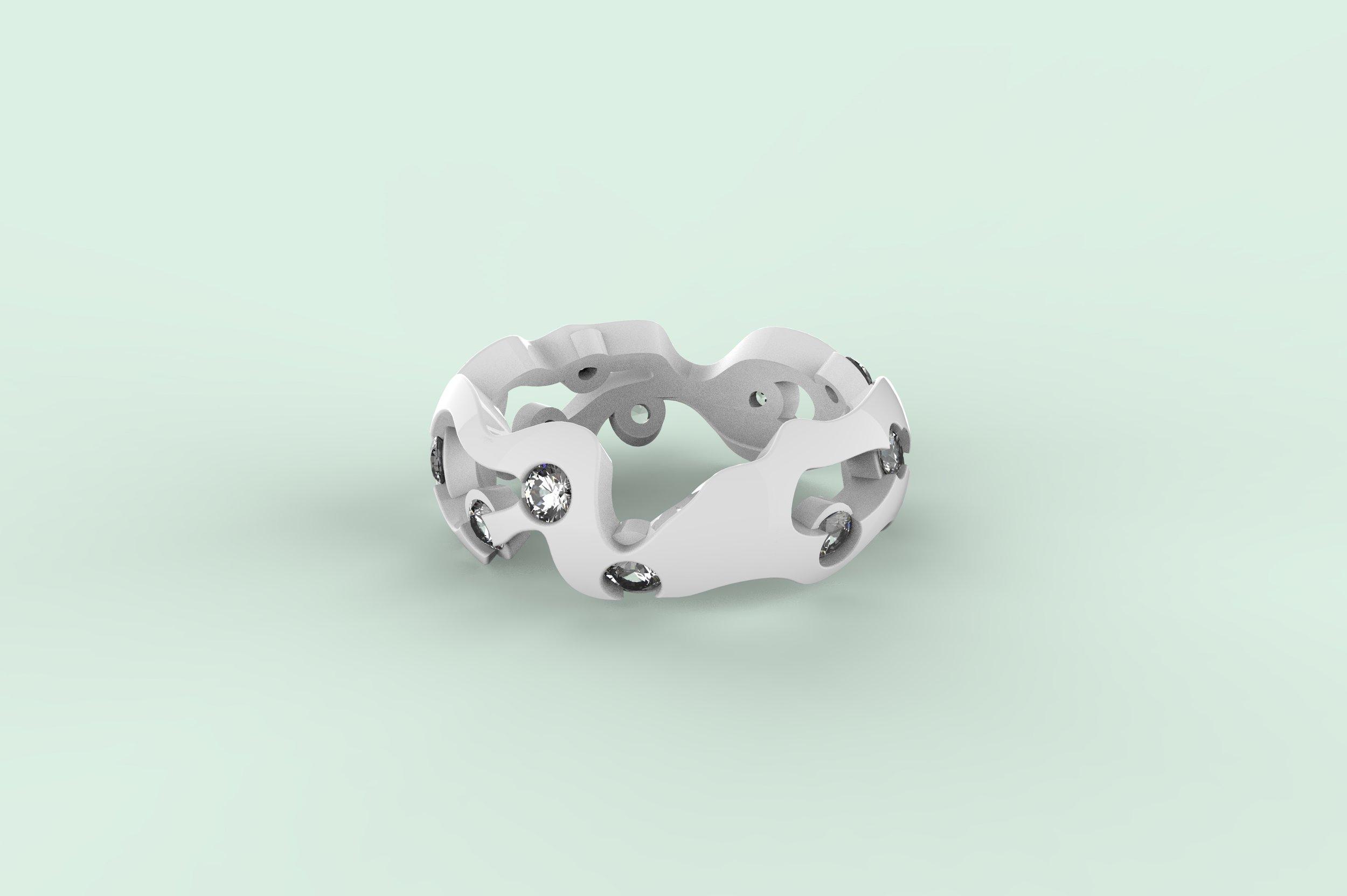 FLOW   Jewelry Design