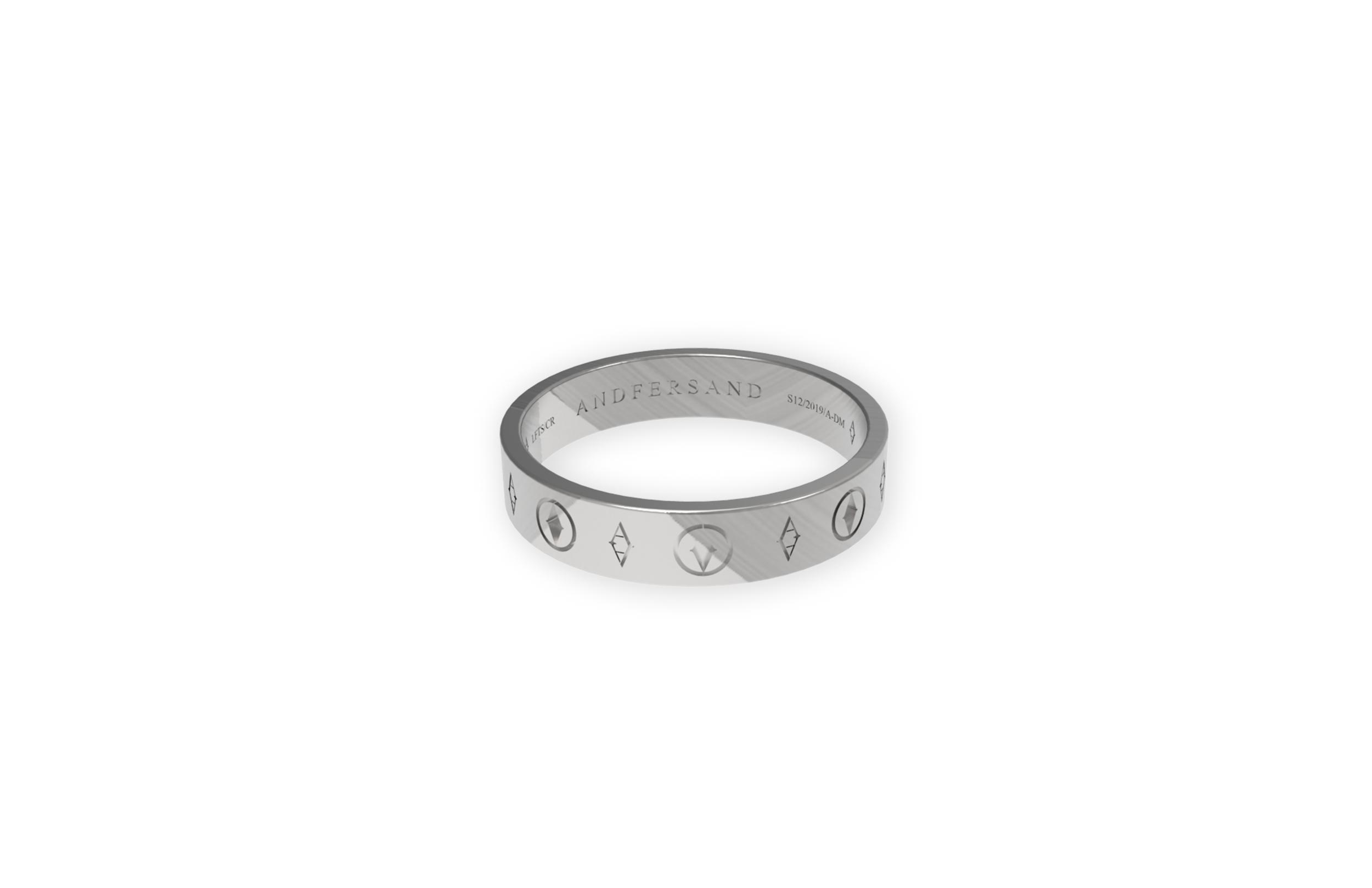 Andfersand Ring | 戒指设计