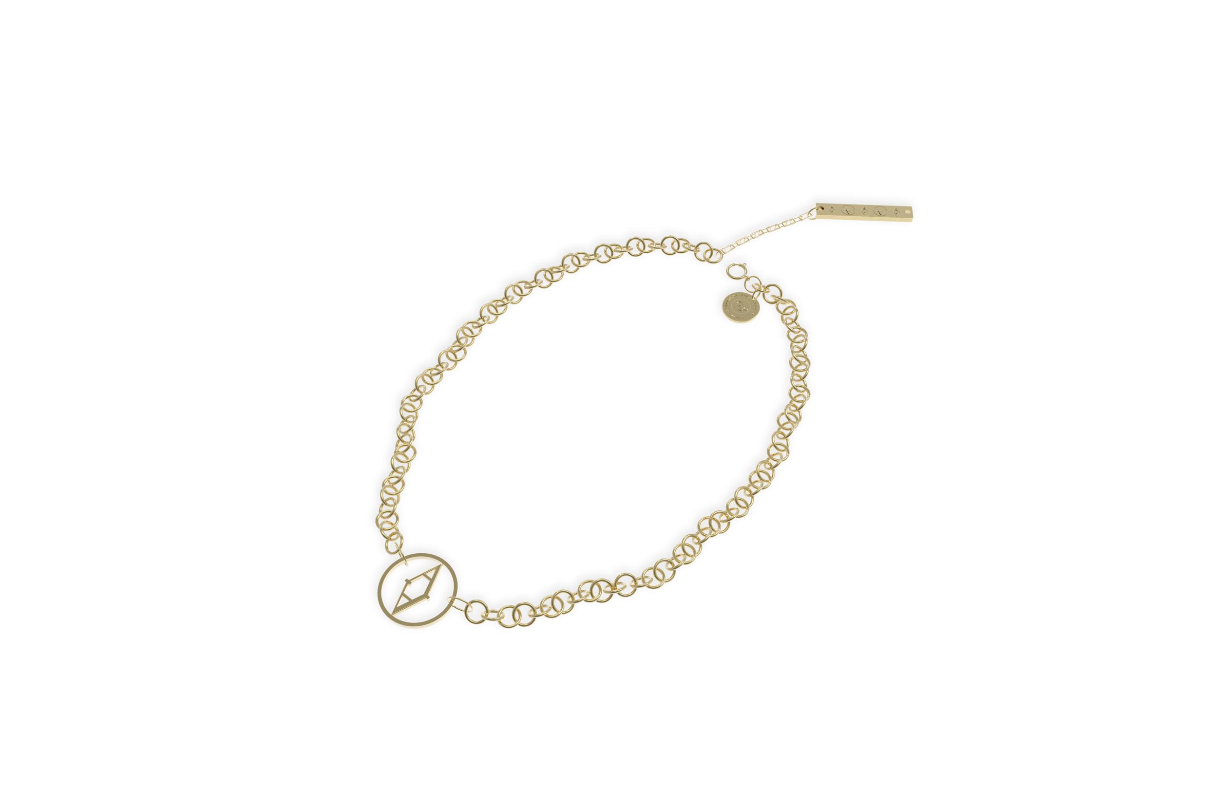 Andfersand Necklace | 项链设计