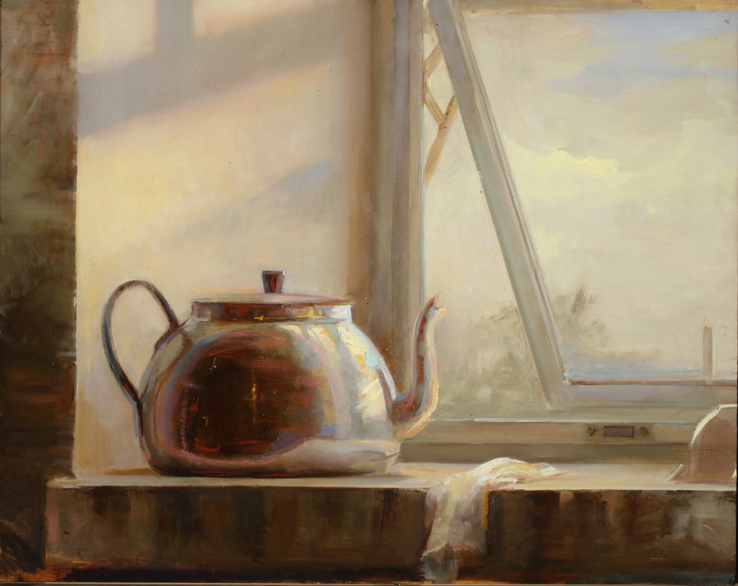 Aristides-The teapot- oil on panel-2018 16x20.jpeg