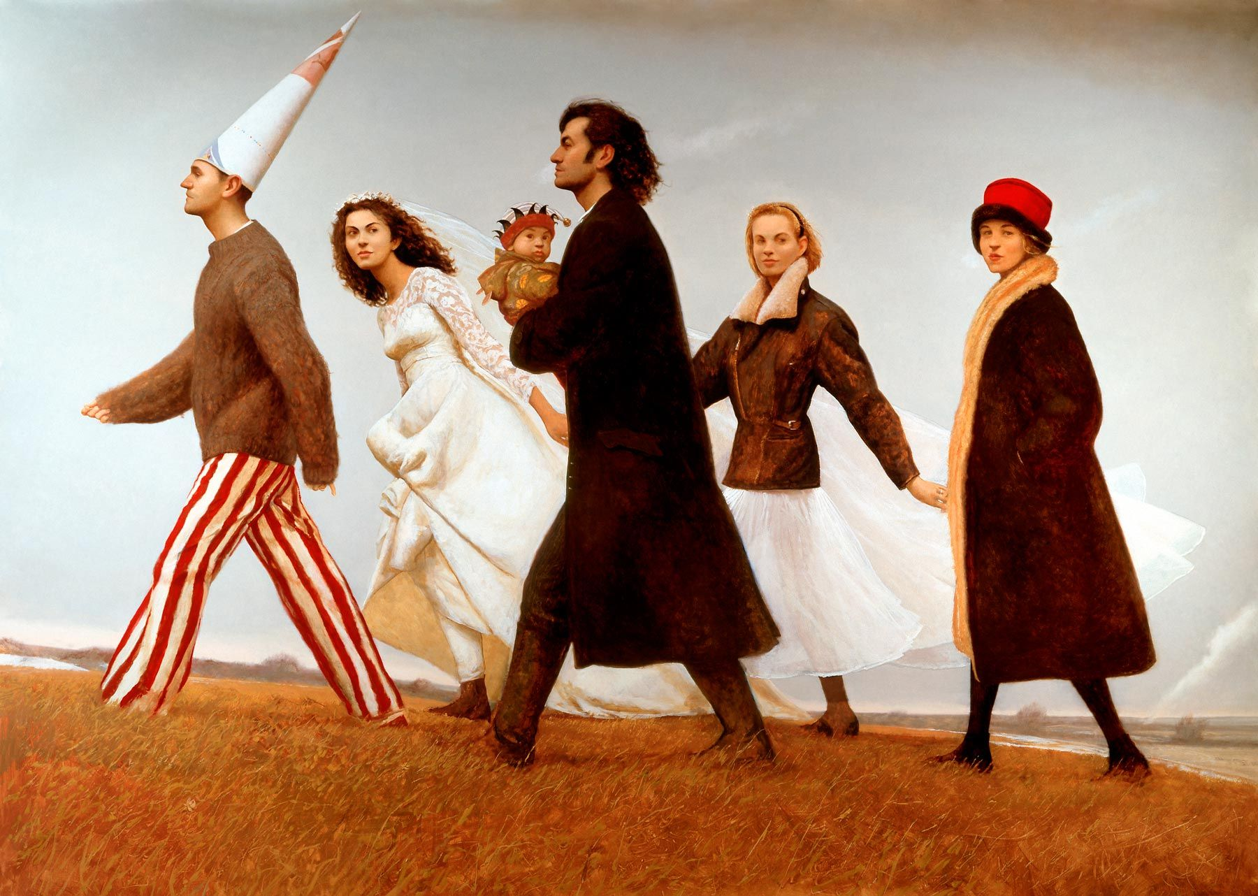 Dreamland  by Bo Bartlett