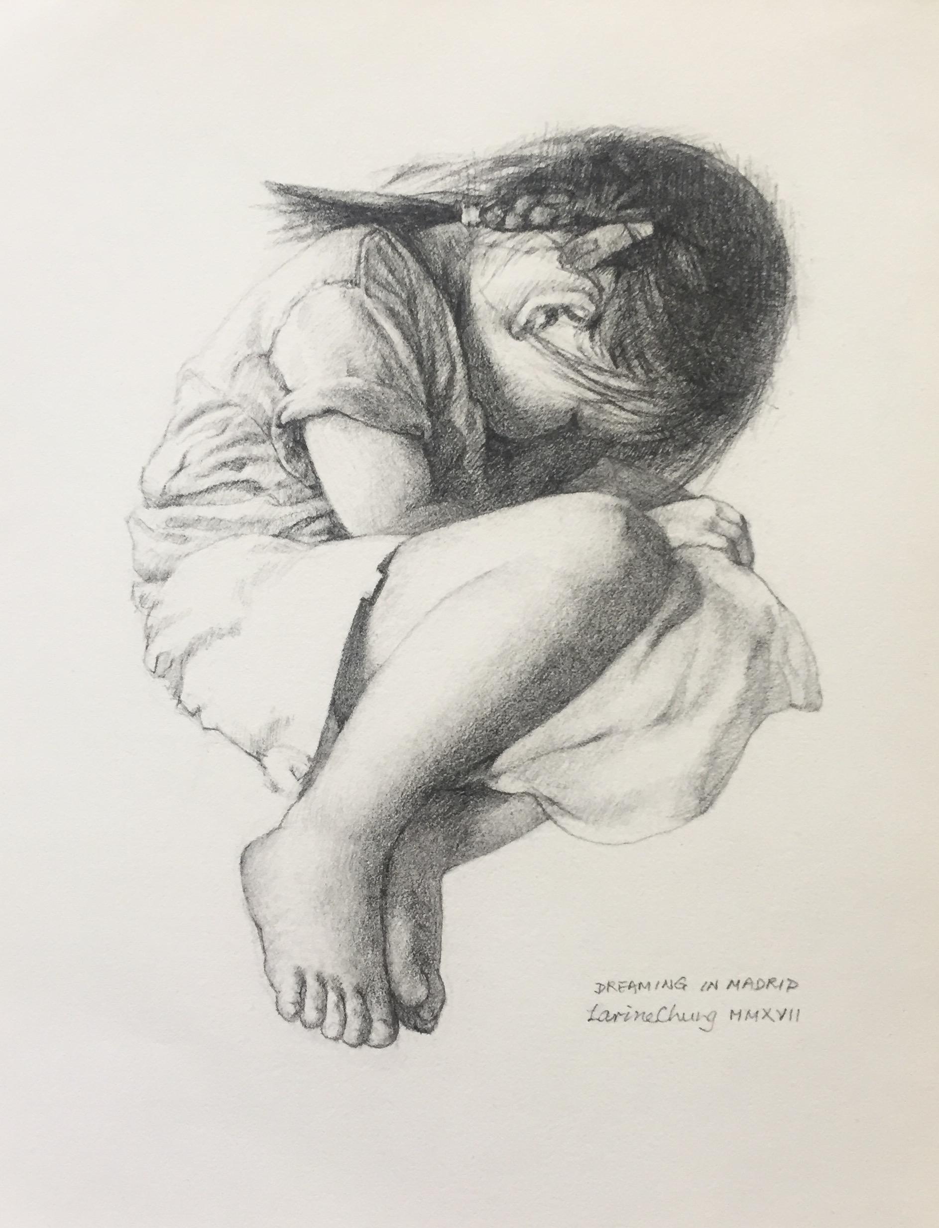 Drawing by Larine Chung