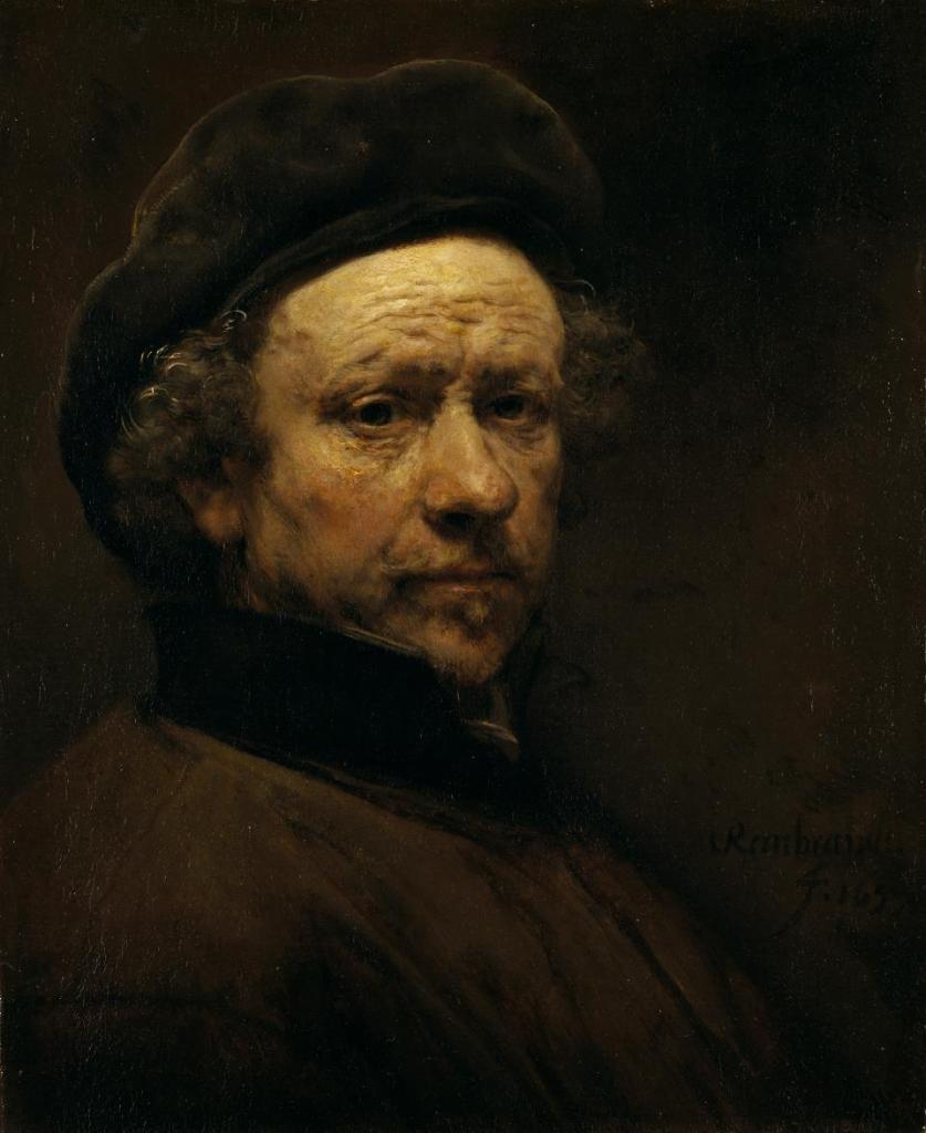Rembrandt age 51