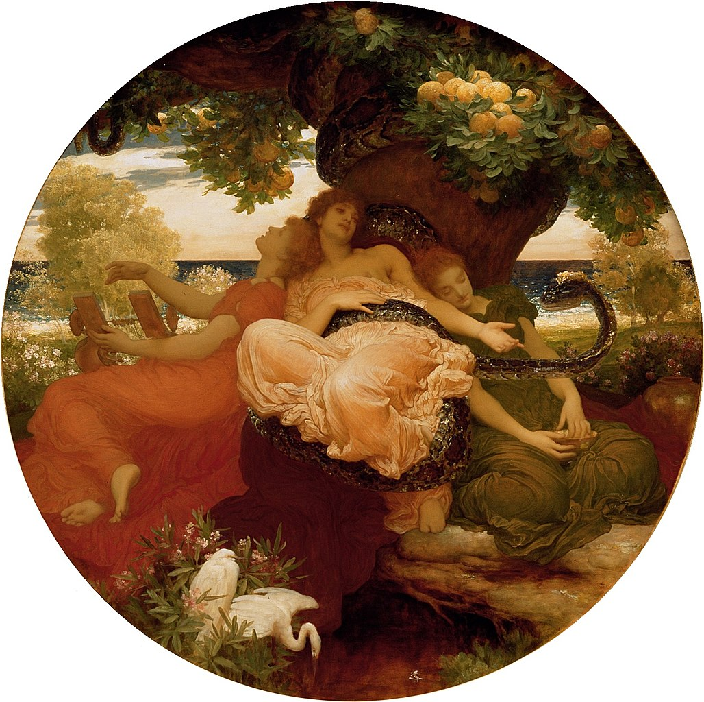 -Frederic_Leighton_-_The_Garden_of_the_Hesperides from the liverpool museum.jpg