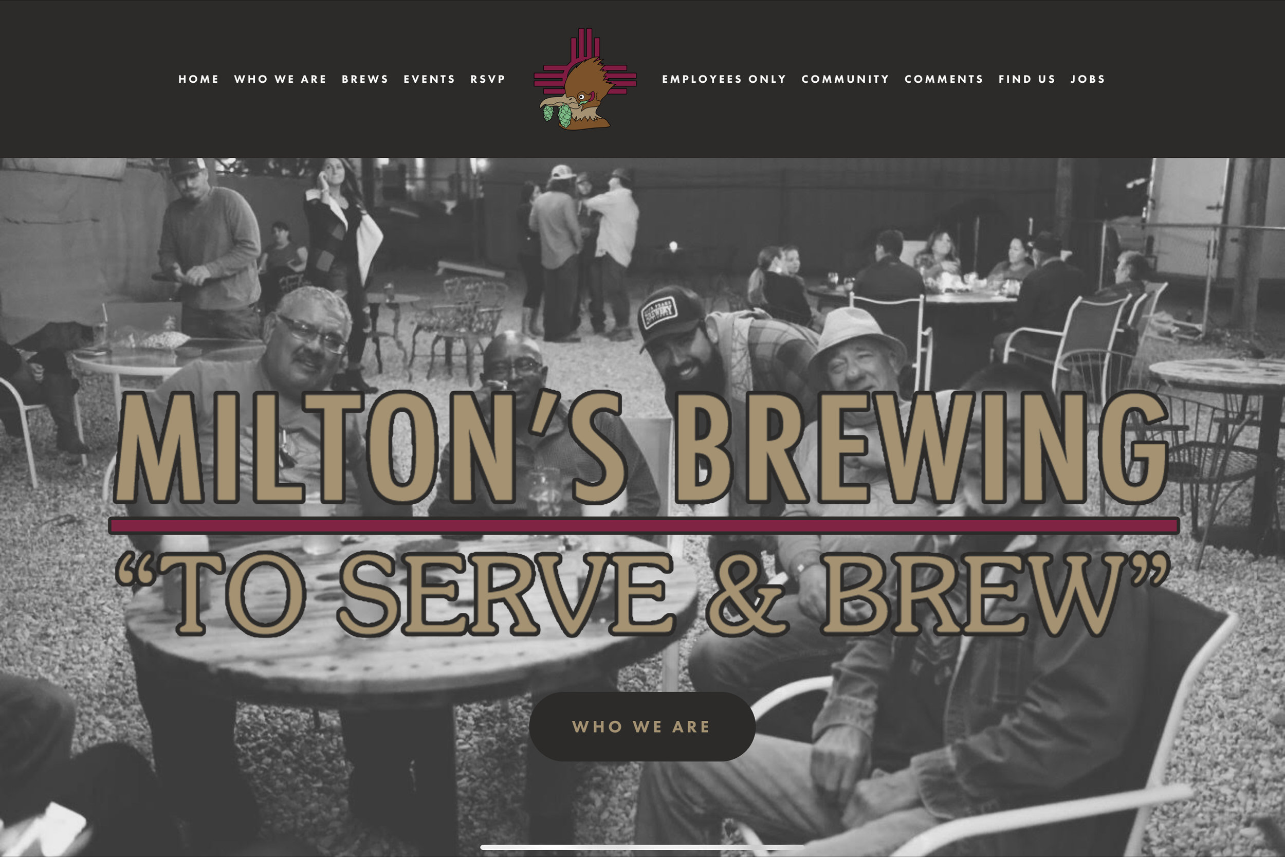 Client: Milton's Brewing   >>>> Learn More  |  Visit Website <<<<