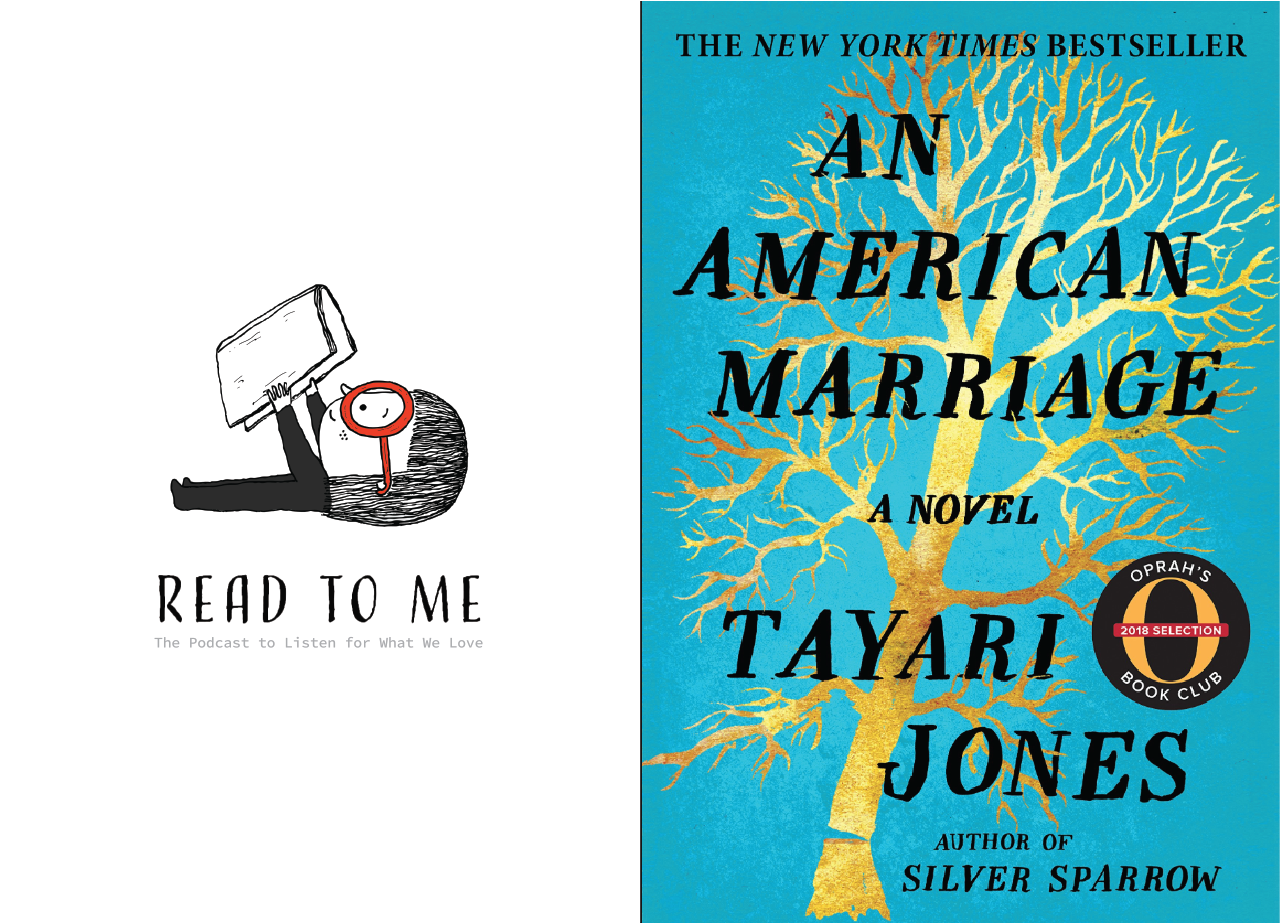 Buy this book   here  . Learn more about   Tayari Jones   here. She's written three other novels. I'm reading   Silver Sparrow   next.