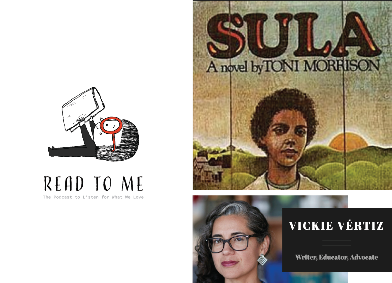 Have you not read   SULA   yet? Buy it   here  . Buy Vértiz's new collection   PALM FROND WITH ITS THROAT CUT  . Near Putney, VT? Come   see Vértiz at Antidote Books on Aug 19  .