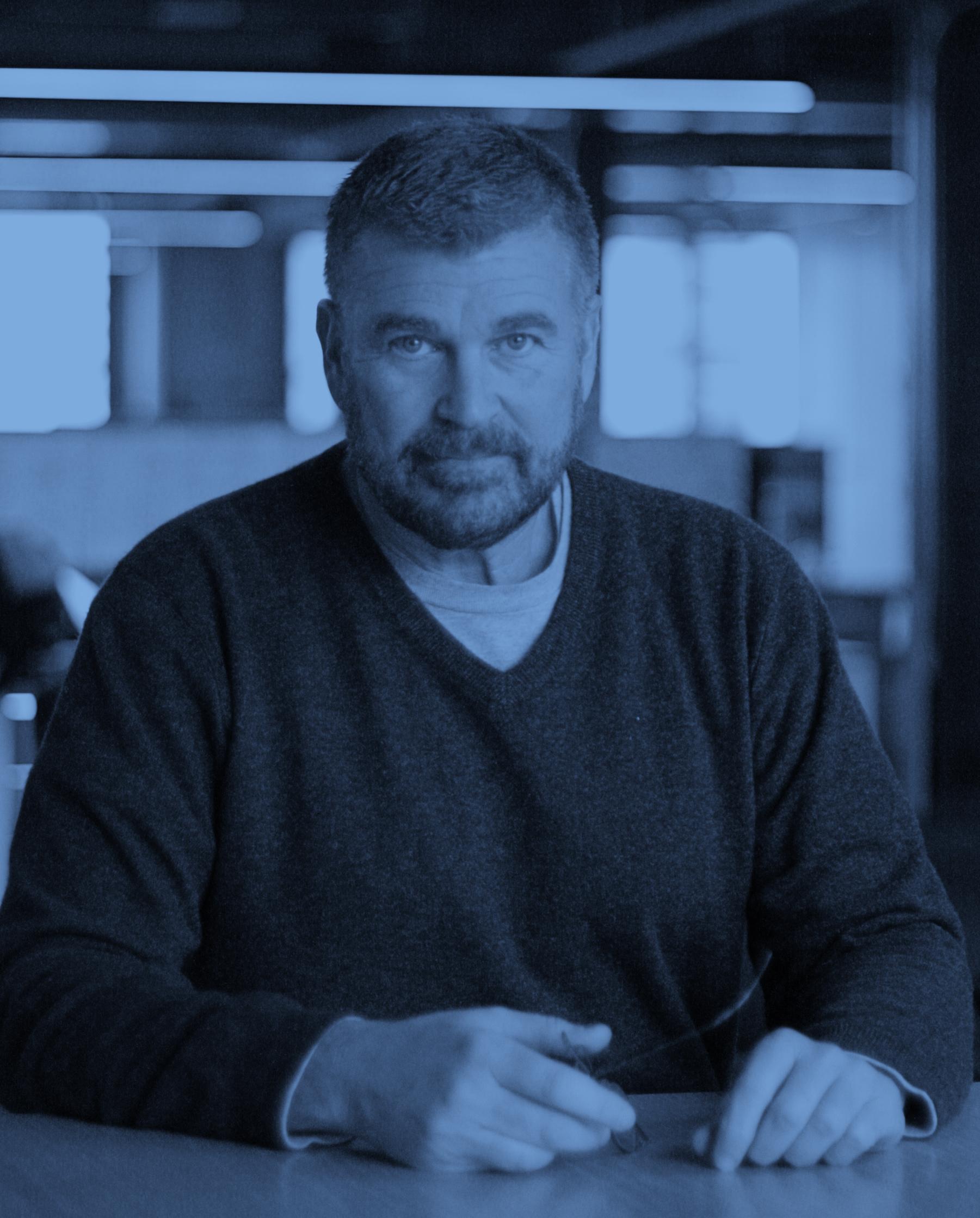<b>Ron Carlson</b><br>Co-founder/CEO