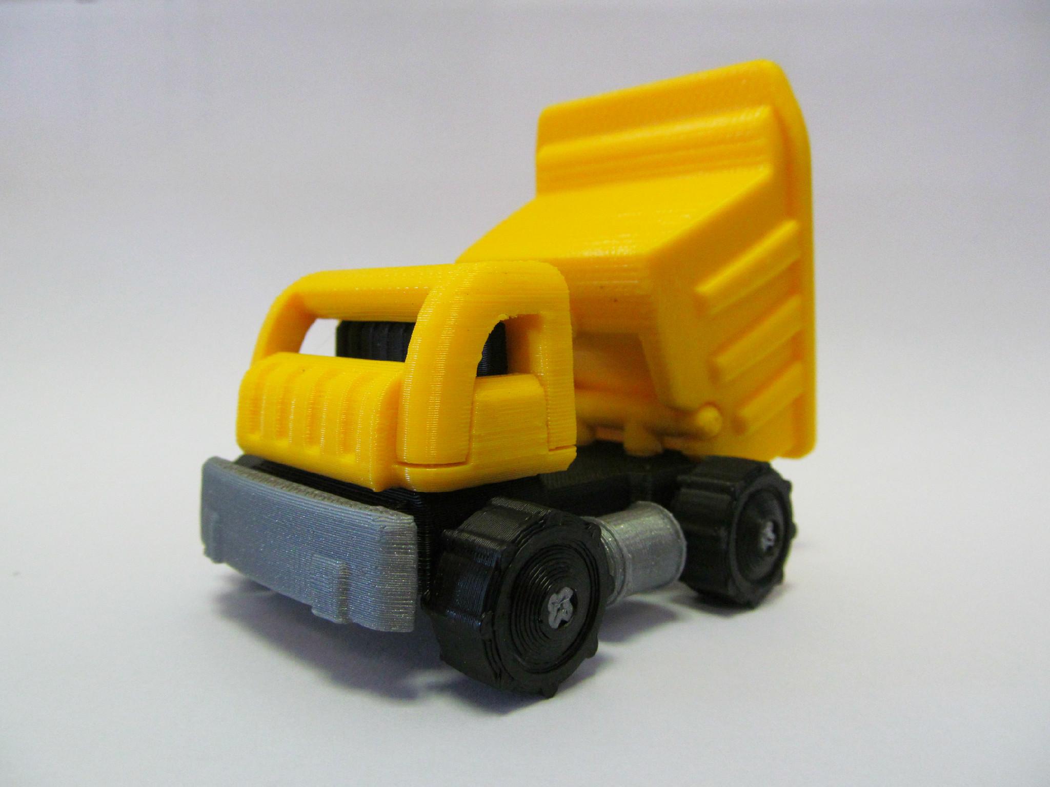 3D Printed Toy Truck Tilting.jpg