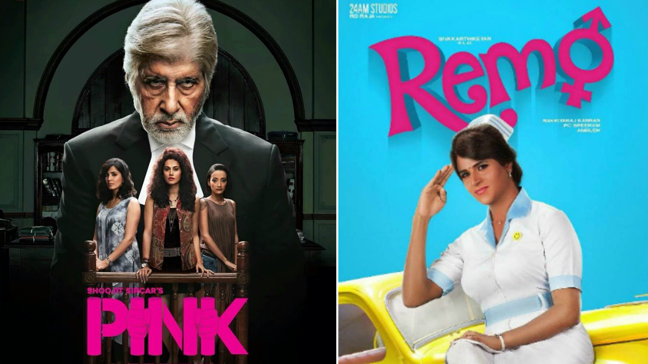 The Thin line between Kollywood's Remo and Bollywood's PINK