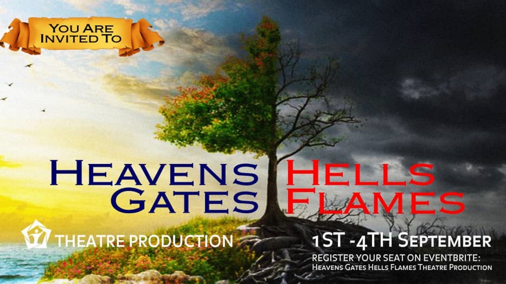 Heaven's Gate &Hell's Flames - Heaven's Gates & Hell's Flames is a powerful, dramatic presentation of the Gospel message, combining ageless, biblical truth with modern sound, lighting and multimedia effects. Combined with an incredible stage set, this incredible theater production is not to be missed.- Due to subject matter, parental guidance advisedRaffle Prizes:Fantastic Giveaways each night! In order to have a chance, you must register on Eventbrite. Winners will be announced each night!Doors Open: 6.30pm each night.Show Begins: 7.00pmPerformance Days:Sunday 1st SeptemberMonday 2nd SeptemberTuesday 3rd SeptemberWednesday 4th September- Please register for all days you plan on attending