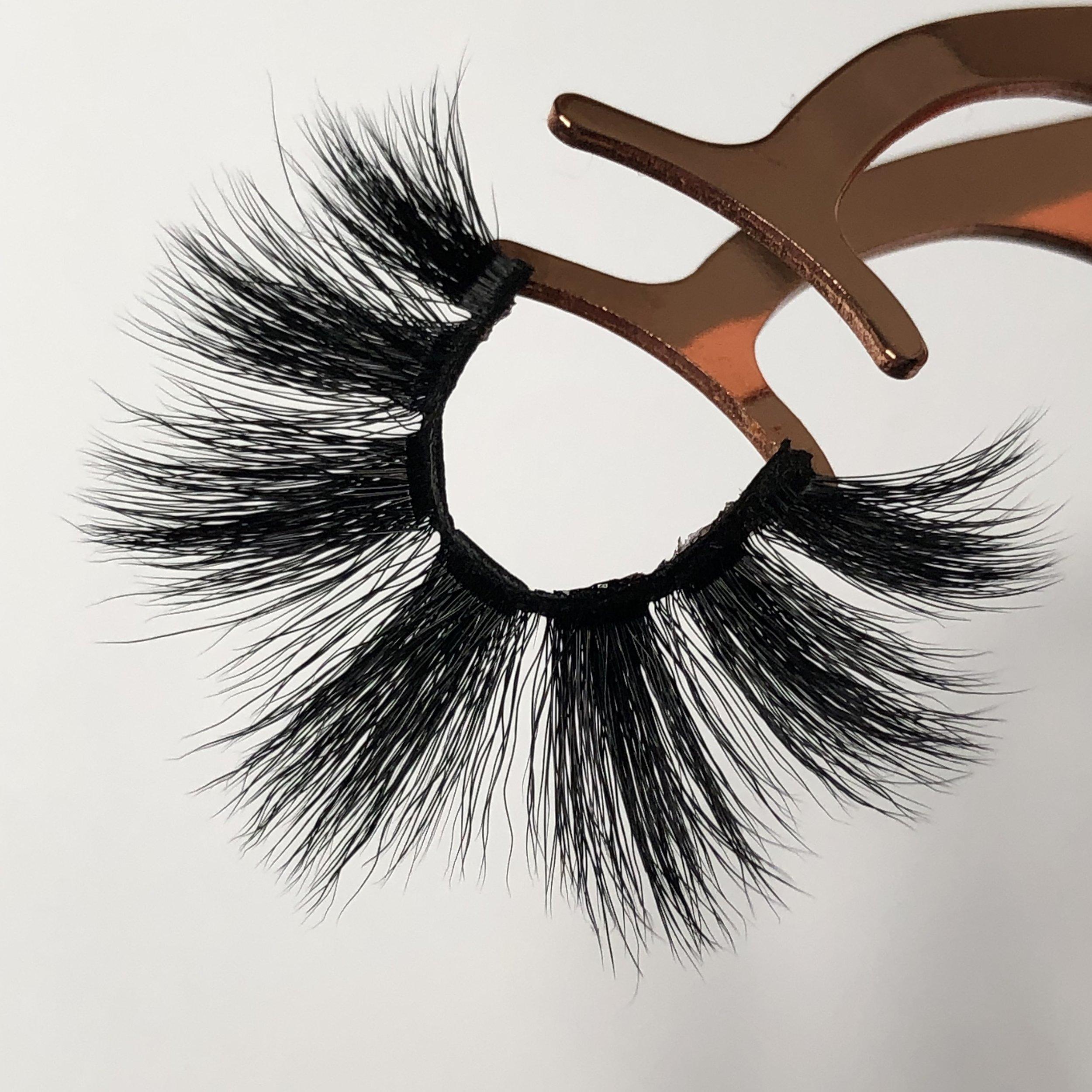 Eye Candy - Faux mink