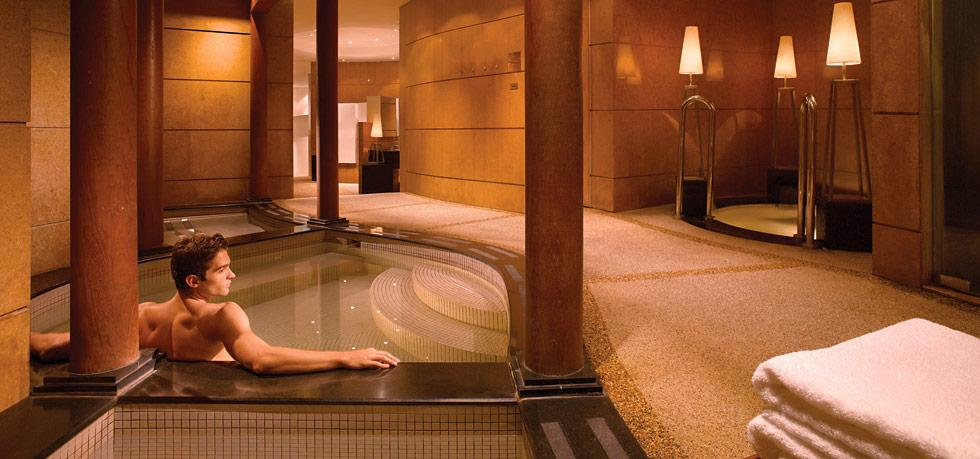 Photo Credits - The Willow Stream Spa, Fairmont Singapore