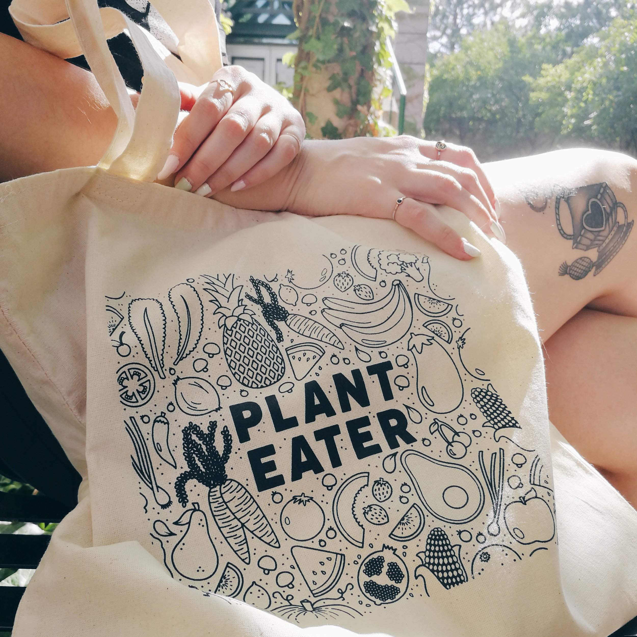 Plant Eater  Illustration + Product Design