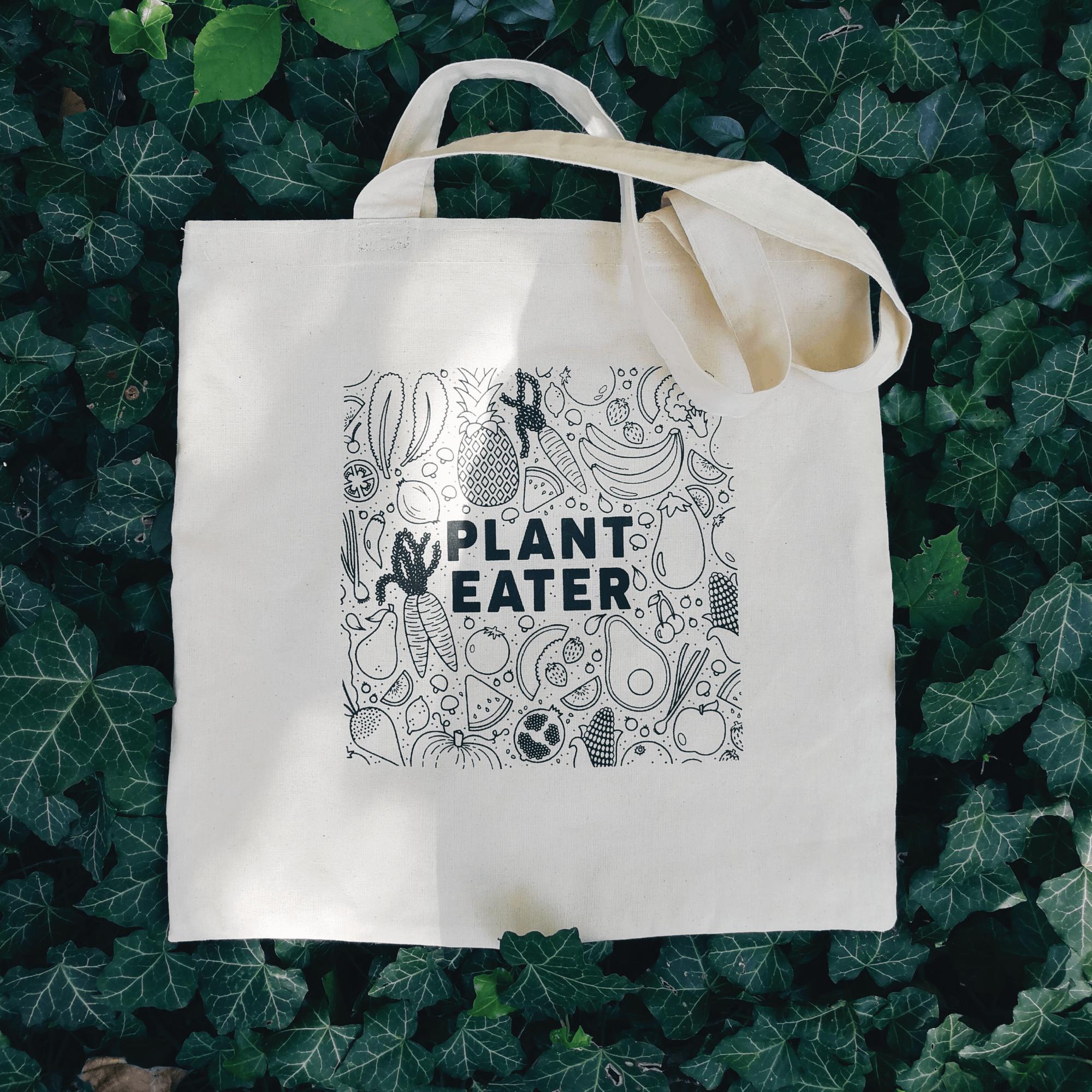 Plant Eater  Illustration + Product Design