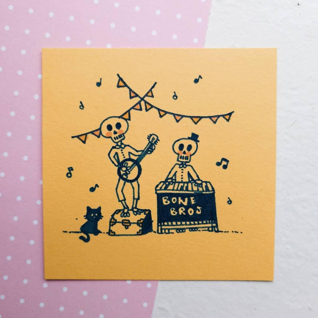 08 | Music + Bones