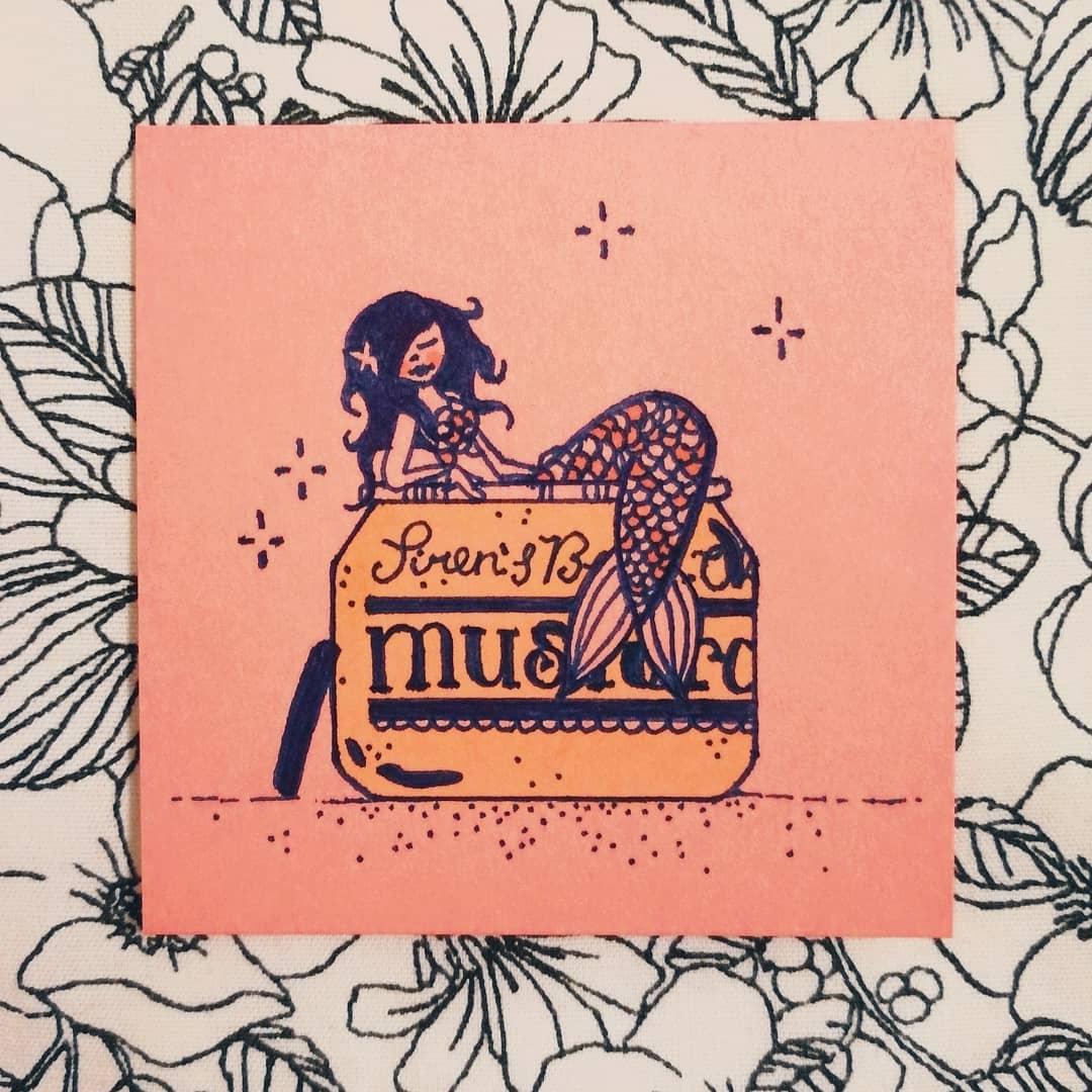 17 | Mustard + Lure