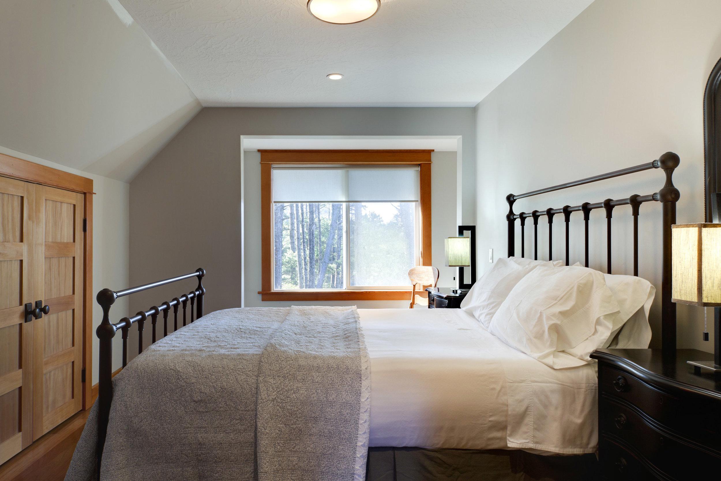 Large Second Floor Bedroom