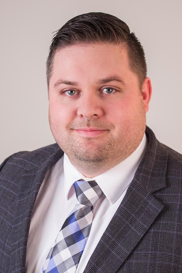 Nick Paurus, Risk Management Specialist