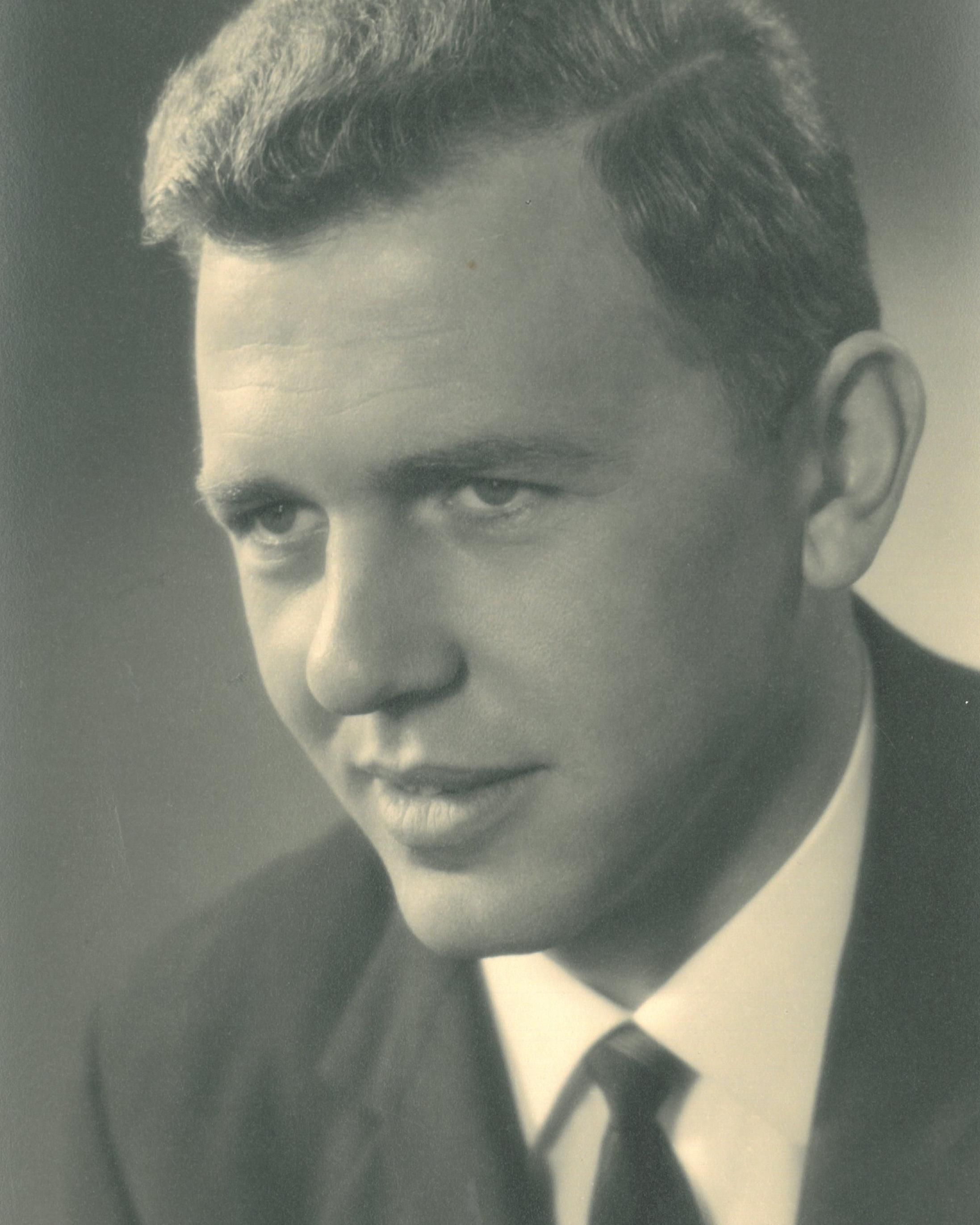 Hermann Muhr um 1968