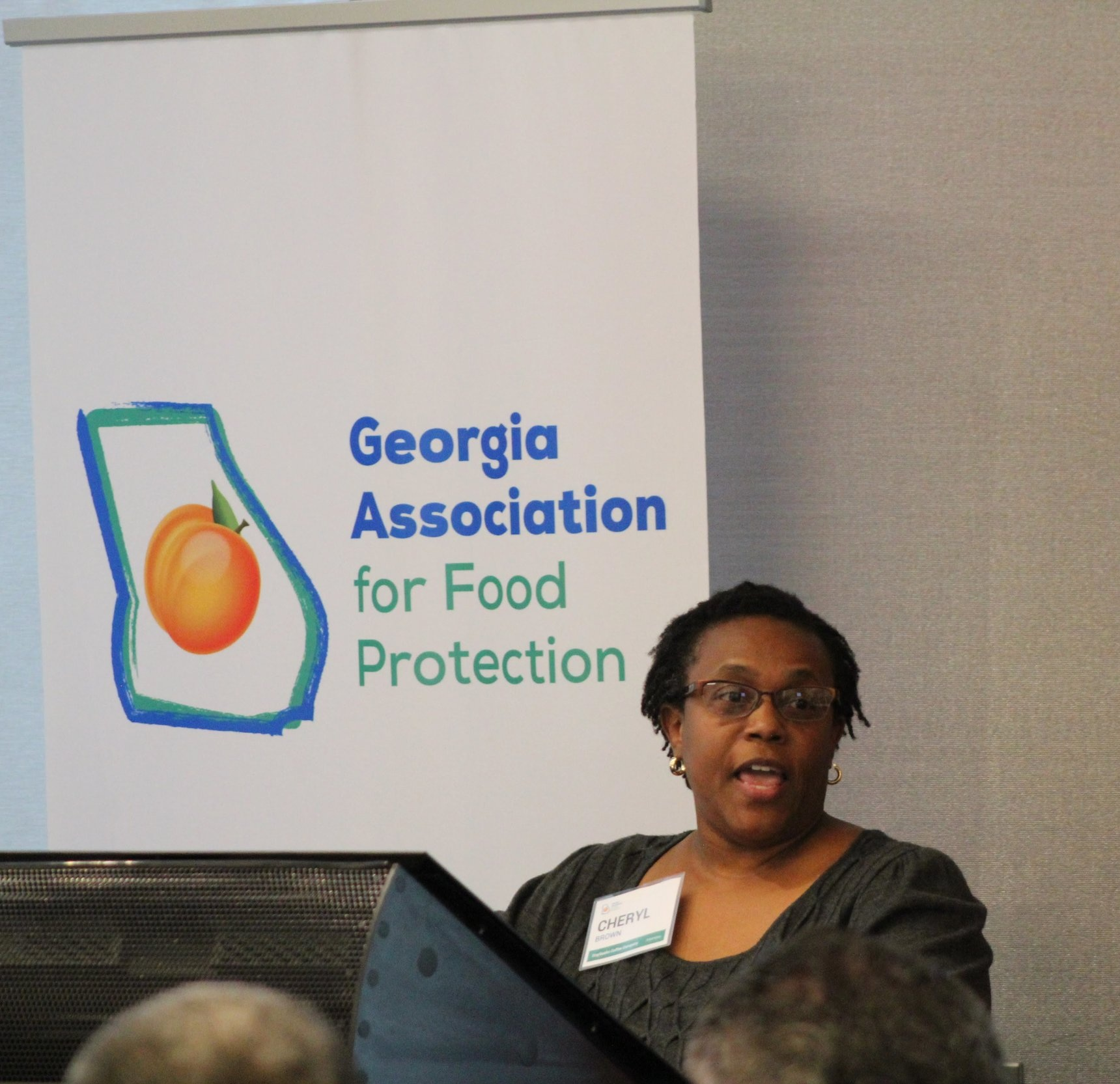 Cheryl Brown, President - Cheryl Brown (Starbucks), is currently the Georgia Association for Food Protection's President.Contact: chebrown@starbucks.com