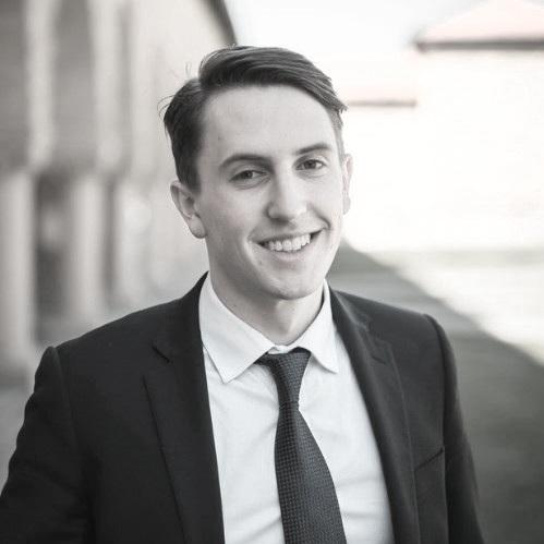 Tristan Frizza, ML Engineer