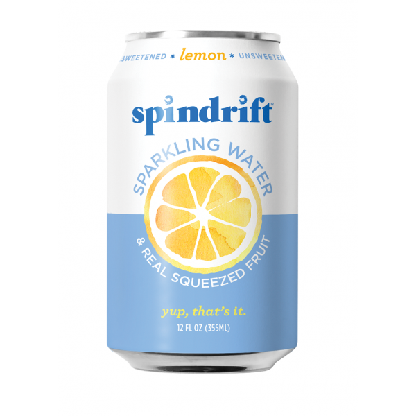Spindrift Water