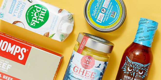 Thrive Market has over 5,000+ wholesome food, home and beauty products at 25-50% off retail