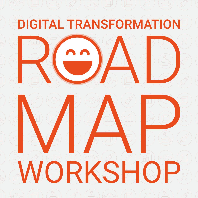 Large greeting card maker: Digital road map workshop