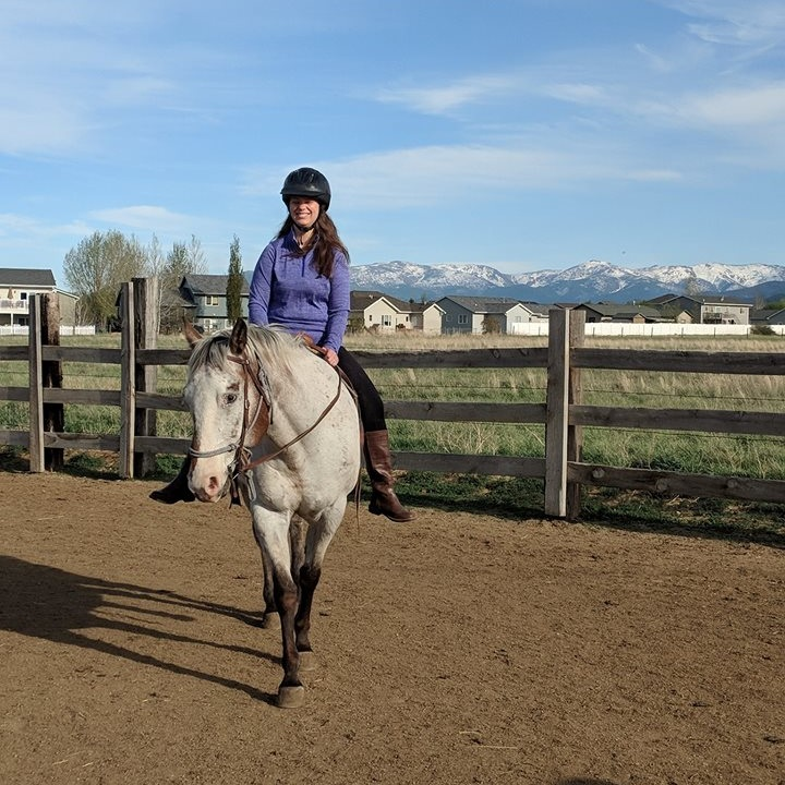Riding Lessons - Come take beginner lessons in our riding corral & new arena!