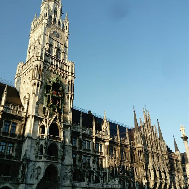 It was a great stay. See you, München!