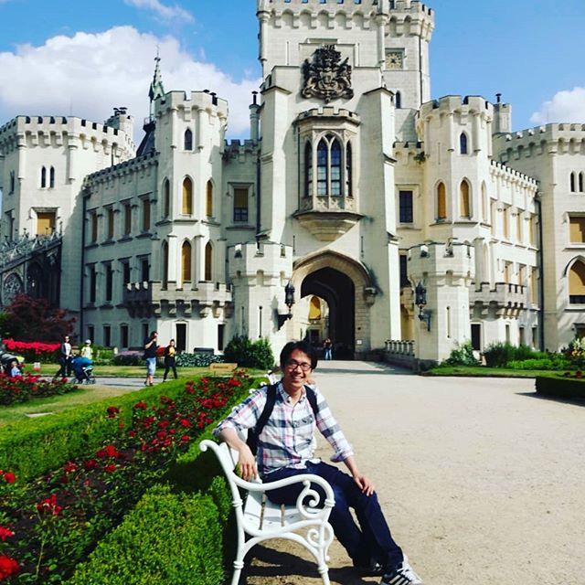 A scenic drive along Czech's castles.
